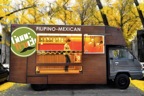 Guactruck is Manila's first designer food truck