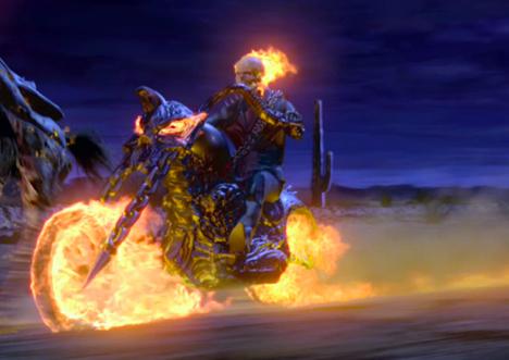 Harley-Davidson Ghost Rider