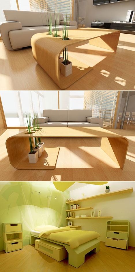 Antonio Mancillas furniture designs Core77
