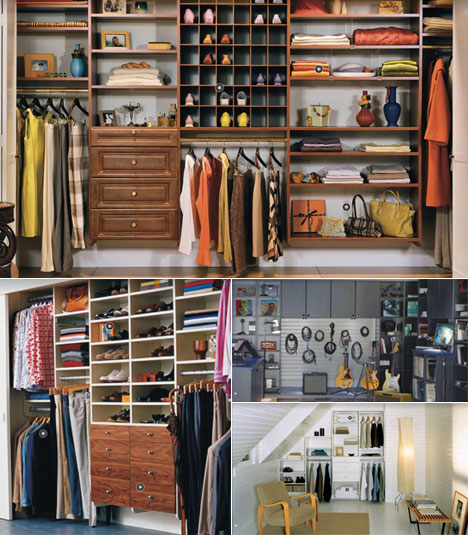 What does the best closet design firm do for you
