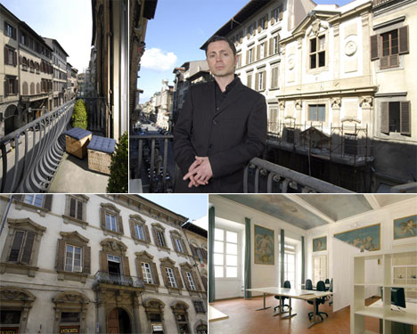 Italy 39 s newest boutique school of design core77 for Interior design jobs in florence italy
