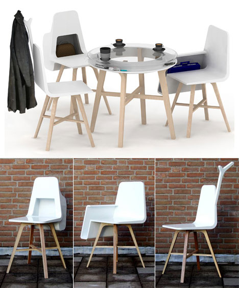 Cafe Furniture With A Sense Of Place For Your Objects