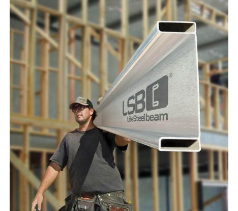 Superstrong But Lightweight Steel Beams Core77