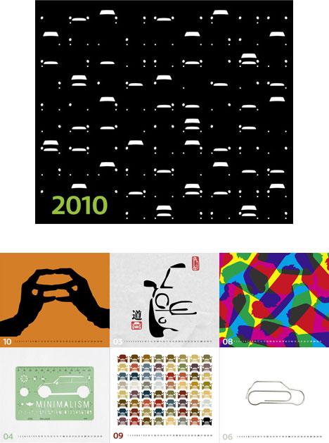 Mini Calendar design comp raises the car's profile.  5 Nov 2009.  Coroflot Design Job of the Day: Innovation Design...