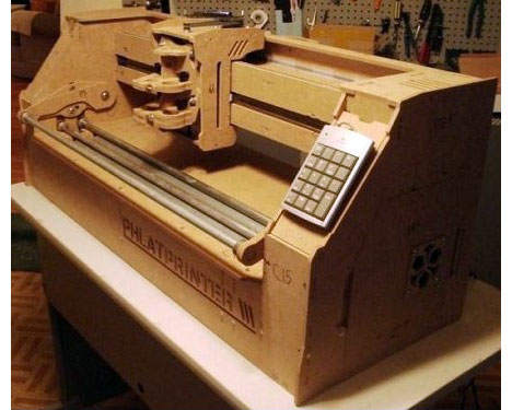 Diy Ers Develop An Affordable Cnc Machine In The