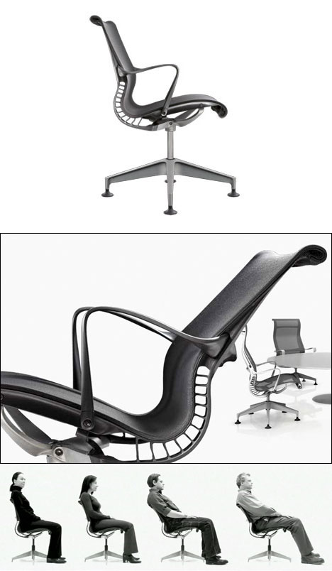 Herman Millers Setu Chair review Core77
