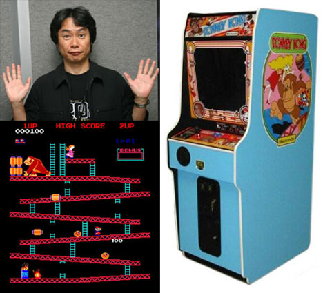 The arcade game cabinet designer who changed gaming forever - Core77