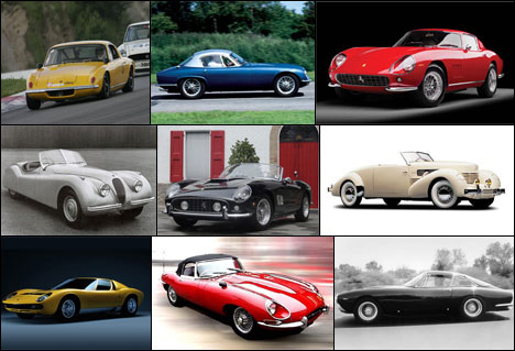 Jury Of Top Car Designers Sound Off Whats The Most Beautiful - What's a sports car