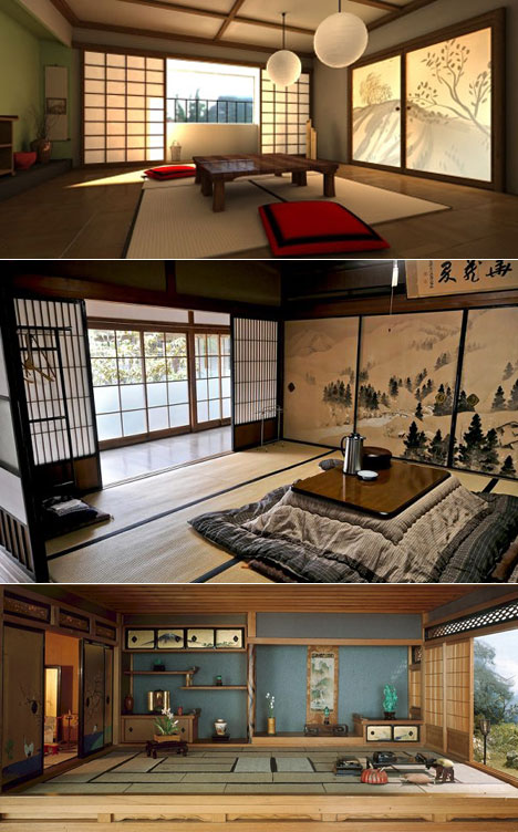 Japanese rooms, the meaning of Mu, and Kenya Hara on emptiness