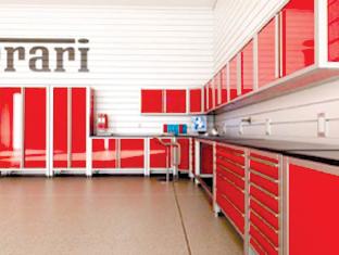 Vault Garage Interiors Core77