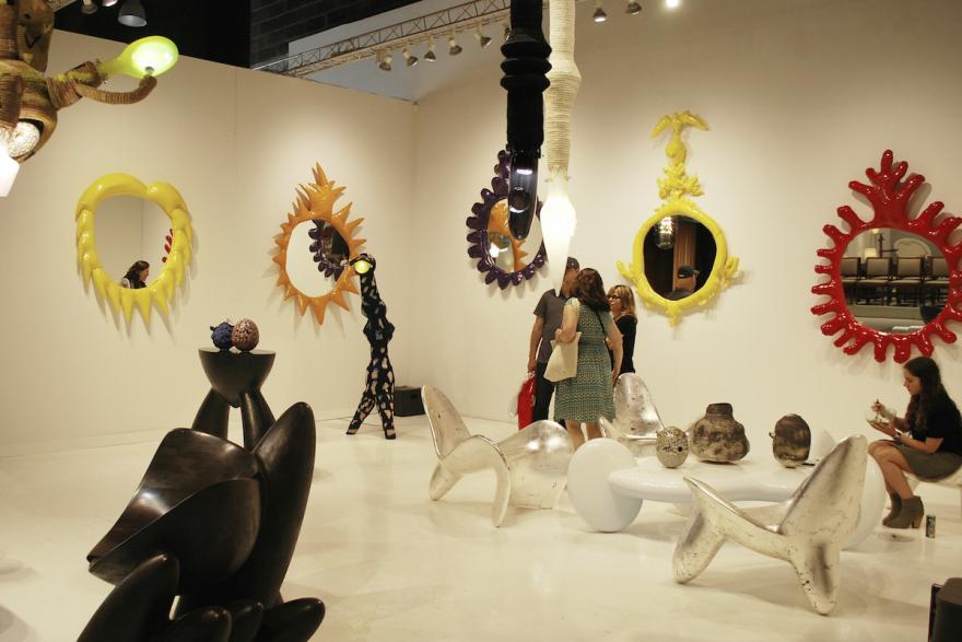 collective design fair 2015 core77. Black Bedroom Furniture Sets. Home Design Ideas