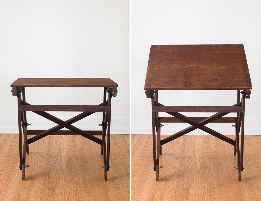 Vintage Drafting Table Designs: A 19th-Century Company Working Out the  Details - Vintage Drafting Table Designs: A 19th-Century Company Working Out