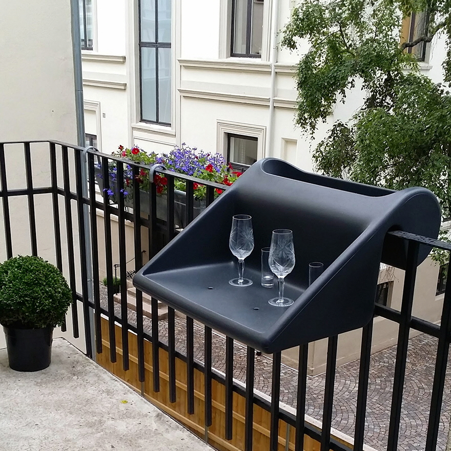 Design Ideas For The Balcony Nyc Translation Fire Escape