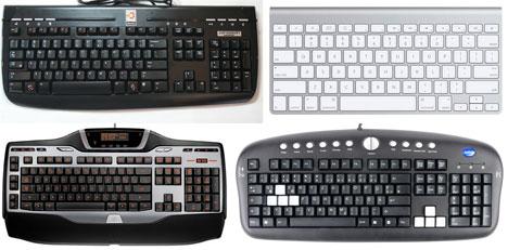 Kinesis keyboards take ergonomics to a new level