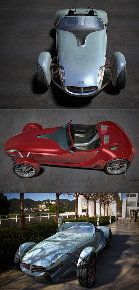 0mofo002 Innovative Concept & Prototype Cars of the Future