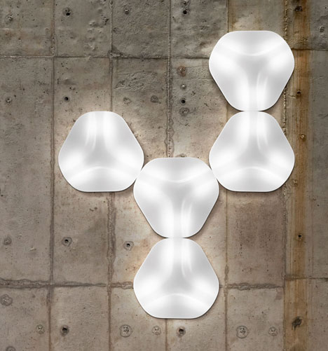 itre lighting. Lighting Distributor/manufacturer Itre. The Roughly Hexagonal Trex Is Made From Acrylic Heat-formed With A Sort Of Three-way Spine To Give It Contour, Itre B