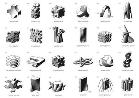 1001 Building Forms - Core77