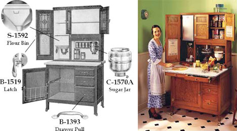 Widely Used Kitchen Workstation Design From The Early 1900s Core77