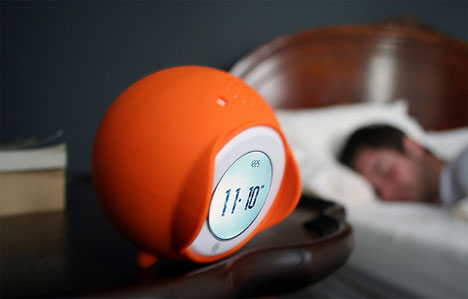 You May Have Seen Or Even Own Clocky, Guari Nandau0027s First Rolling Alarm  Clock That Runs From You In Random Directions To Get You Out Of Bed.