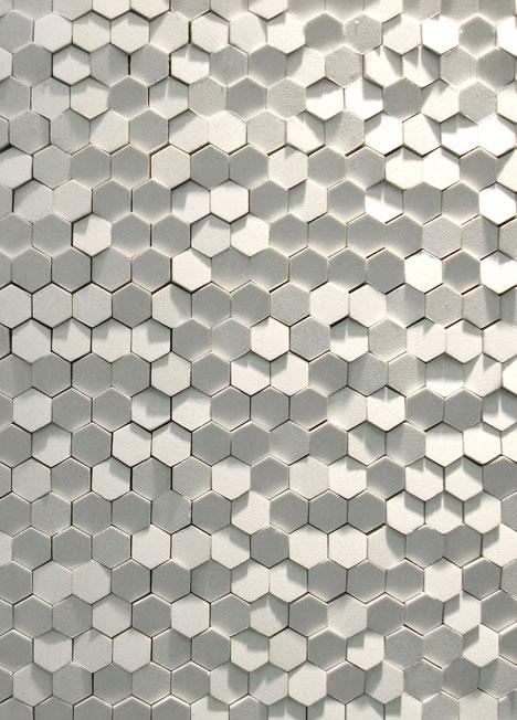 Phenomenon: Tokujin Yoshioka's Tile System for Mutina - Core77