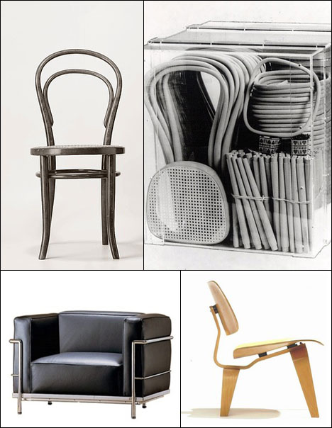 Five examples of stereolithographic furniture Core77