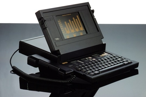 28 years later, World's First Laptop still looks freaking ...