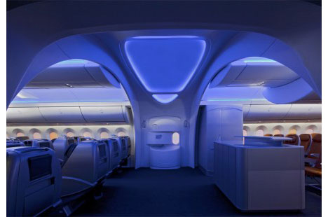 This year's Aircraft Interiors Expo,