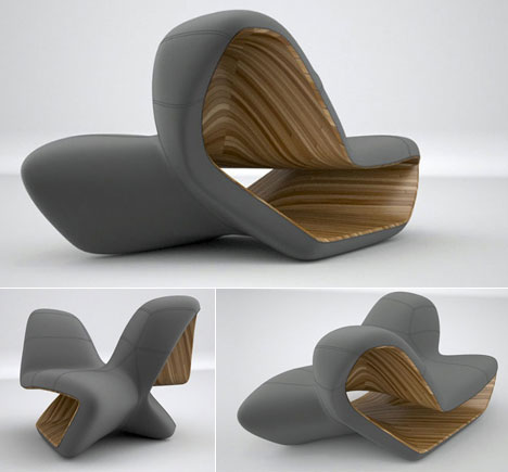 Makemei 39 s gorgeous furniture pieces core77 for Modern contemporary furniture design