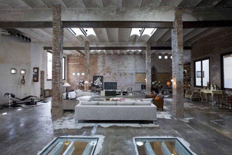 MINIM, Barcelona Loft