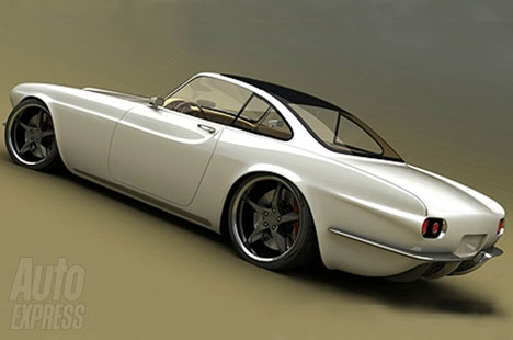 The Volvo P1800 Part 2 Whatever Happened To The Reboot