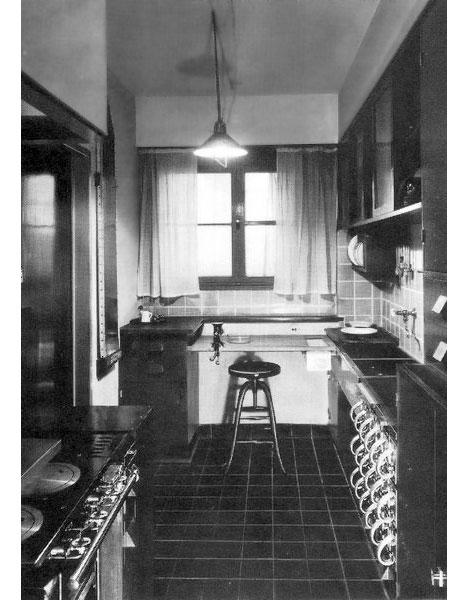 A Brief History Of Kitchen Design, Part 4: Christine