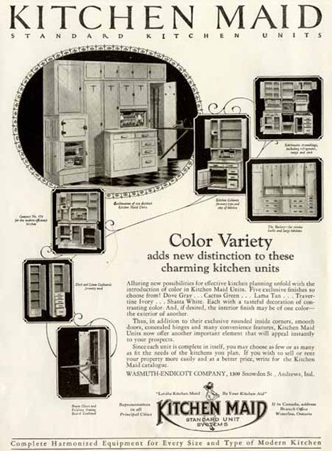kitchen design history.  for their thoughtful touches like concealed hinges rounded inside corners and flat doors easier cleaning says website Kitchen Cabinets Design A Brief History of Part 5 Poggenpohl s Early