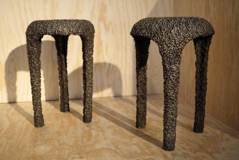 Johnson Trading Gallery Presents Max Lamb At Design Miami Basel