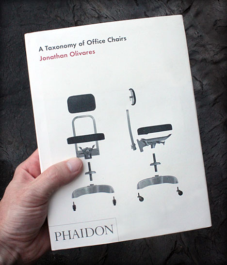 A Taxonomy of Office Chairs Jonathan Olivares