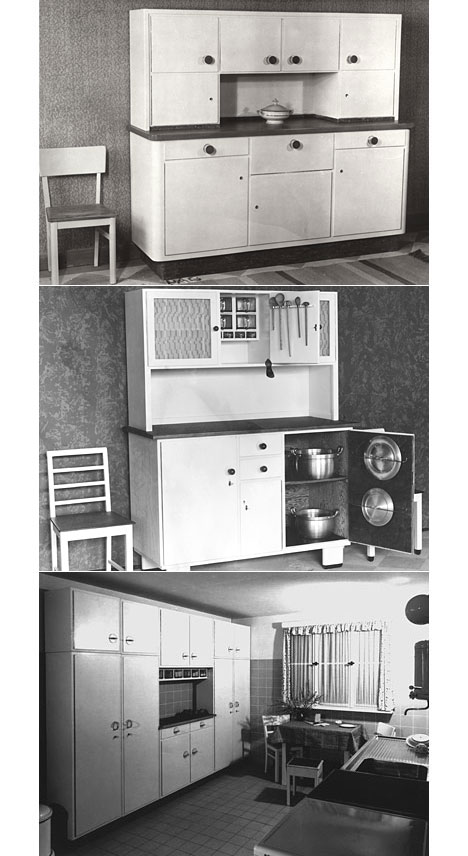 A Brief History Of Kitchen Design Part 6 Poggenpohl