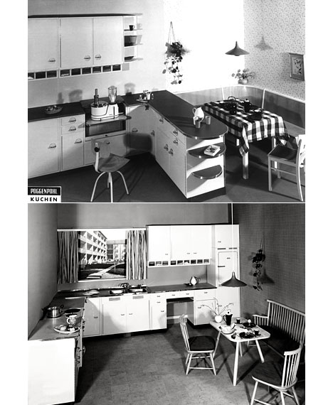 A Brief History Of Kitchen Design Part 7 Post War Poggenpohl 39 S First Un