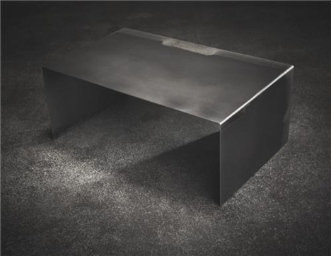 Raw Steel Table