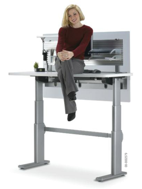 Standing Desk Shootout Steelcase Airtouch Height Adjule Table Core77