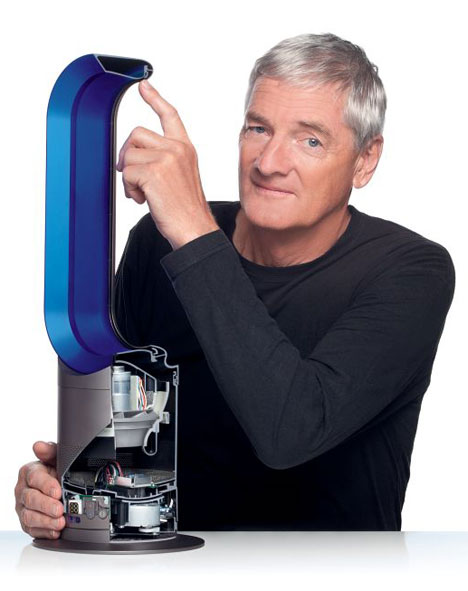 Dyson Heats Up The Product Design Space Core77