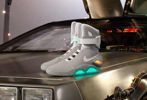 Why are the Back to the Future Kicks Called Nike MAGs ...