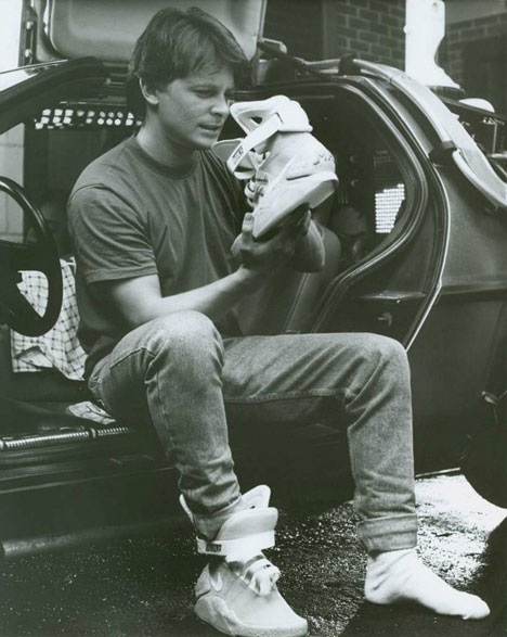 Nike Mag Back To The Future