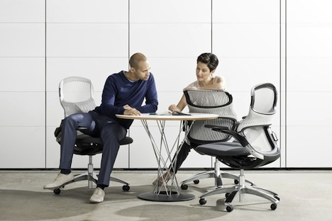 Knoll x Core77 Secret to Your Success Generation Chair Winner ...