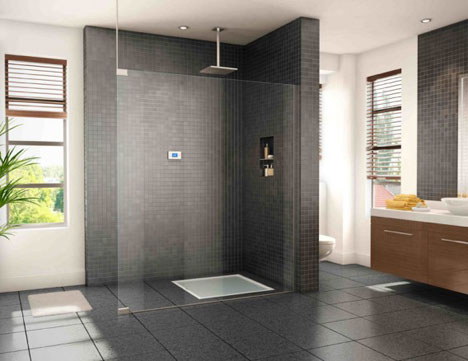 ecovea: a shower that recycles - core77