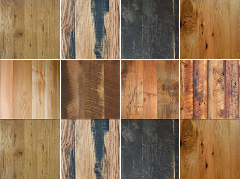 Reclaimed Wood Products By Pioneer Millworks Core77