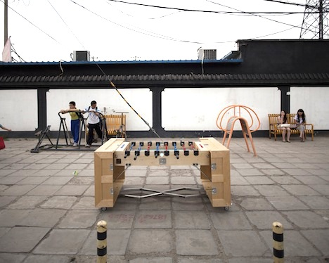 Like Most Urban Centers, Beijing Is A City Of Migrants And Transientsu2014this  Yearu0027s Inaugural Beijing Design Week Dovetailed With National Day When  People ...