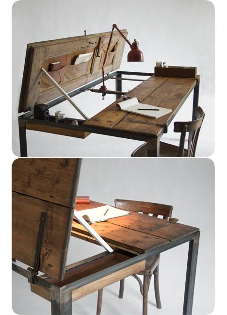 Manoteca Found Object Furniture Core77