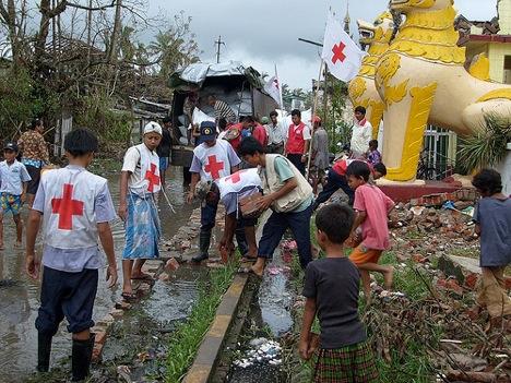 International Natural Disaster Relief Organizations