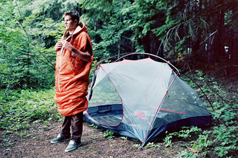 Perhaps the most notable product in their ever-growing line of c&ing gear is the Napsack which is something like an ingenious cross between a sleeping ... & Poler Stuff Napsack: The Sleeping Bag You Can Wear - Core77