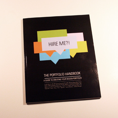 Book Review: The Portfolio Handbook, by the Class of 2012