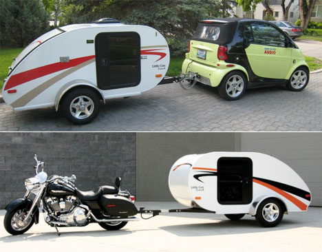 Images Via Little Guy Trailers